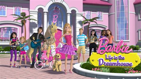 dream house life la casita de mis kekas barbie life in the dreamhouse