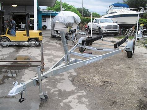 used boat trailers for sale missouri new sea tech custom aluminum boat trailers for sale 866