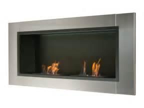 lata bio ethanol recessed fireplace