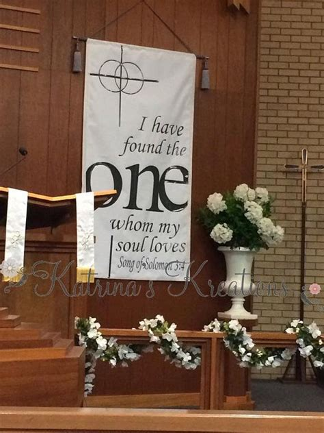 Wedding Banner For Church by 17 Best Images About Church Banners On