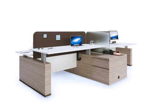 Modern Office Systems by Modern Office Systems Equipped With Various Accessories