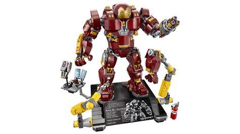 win lego hulkbuster ultron edition set den geek