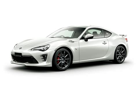 Car Types Toyota by Toyota 86 Gets High Performance Package Solar Orange