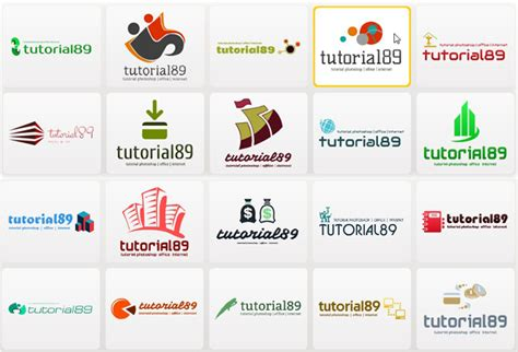 membuat logo keren secara  gratis tutorial