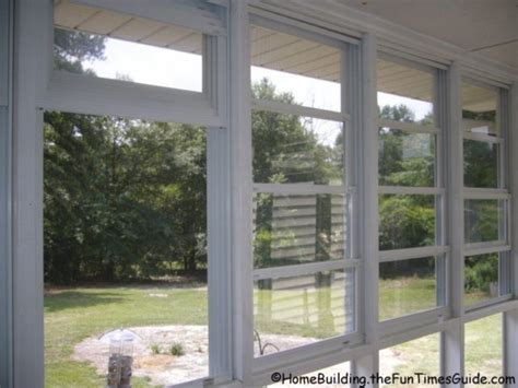 outdoor screen rooms glass or screening allows you to see why eze breeze windows are a smart option for screen