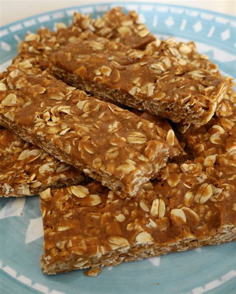 fuel to go homemade protein bars girls dish peanut butter oat protein bars v gf busy girl healthy