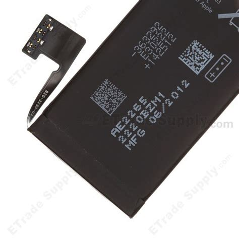 Apple Battery Iphone 5 oem iphone 5 battery replacement original iphone 5