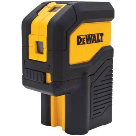 dewalt 100 ft 3 spot laser level dw08301 the home depot