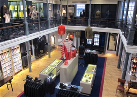 Savile Row Interiors by Luxury Brands Travel To China For Time With
