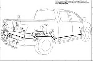 nissan armada trailer wiring diagram wiring diagram and hernes