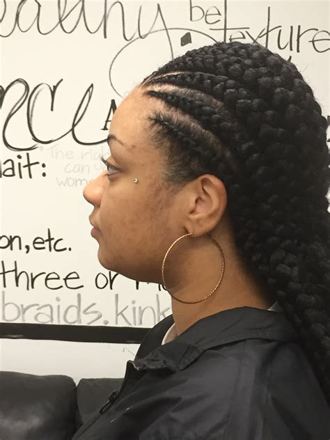 young braiders in charlotte ghana braids