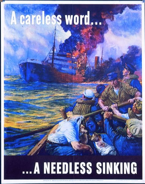 sink ships poster file sinks ships ww2 poster jpg wikimedia commons