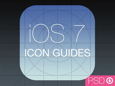 25 ios app icon templates to create your own app icon