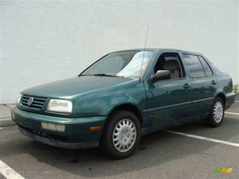 1996 Volkswagen Jetta Gl 1996 sequoia green metallic volkswagen jetta gl sedan