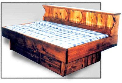 pin by moonfire cer on waterbeds water bed daybed king size mattress