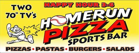 homerun pizza 28 billeder 69 anmeldelser pizza 484