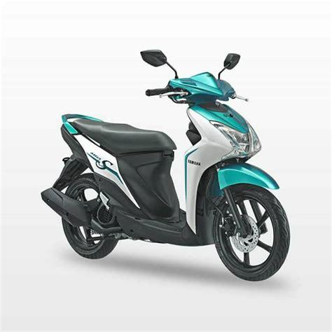 Karpet Motor Sintetis For New Yamaha Mio Z foto 4 warna yamaha mio s 125 2018 terbaru ada warna hijau merah hitam dan putih 187 bmspeed7