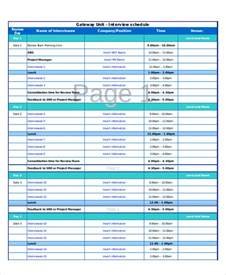 Schedule Template In Excel by Excel Schedule Template 11 Free Pdf Word