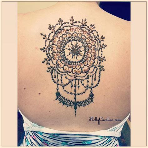 tattoo mandala wings party henna gallery kelly caroline