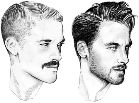 mens sideburn styles 2016 the facial hair styles every man needs to know in 2018