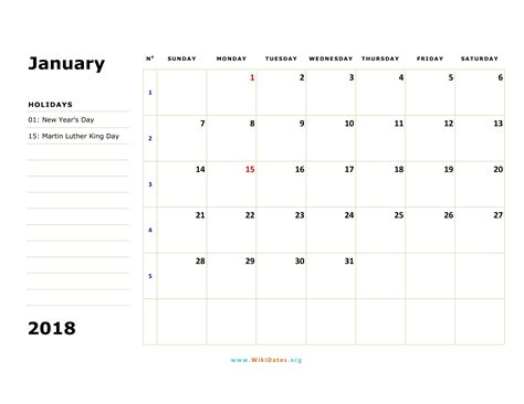 Philippines Calendrier 2018 January 2018 Calendar Wikidates Org