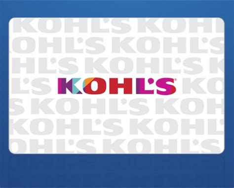 Buy Kohls Gift Card - wow buy a 10 kohl s gift card get a free 5 gift card