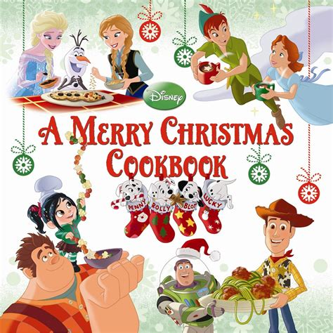 happy christmas images of heroines image a merry cookbook jpg disney wiki fandom powered by wikia