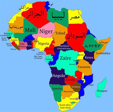 continent of africa map cosweafricanwomenaredoin doinitwell muslim magazine