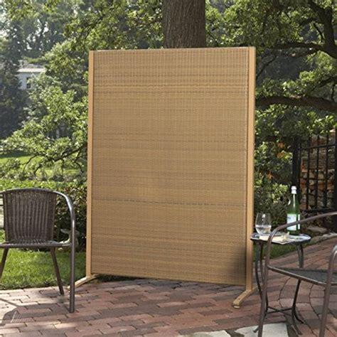 versare outdoor wicker resin room divider buy