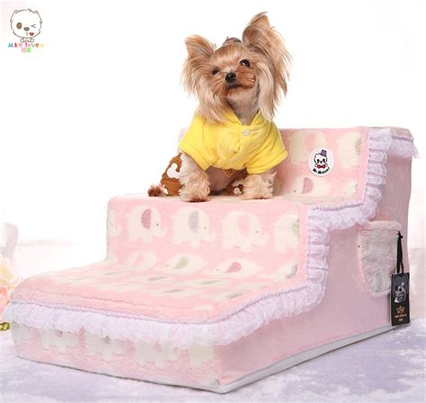 cat steps for bed compare prices on foam pet steps online shopping buy low