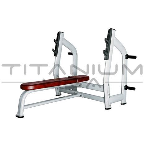 bench press holder titanium usa flat bench press commercial fitness equipment