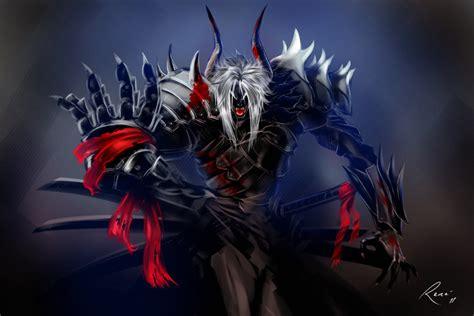 samurai demon armor pin demon samurai picture 2d fantasy character warrior on