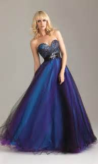 Big wedding dresses with black and purple bedmost glamorous rock and