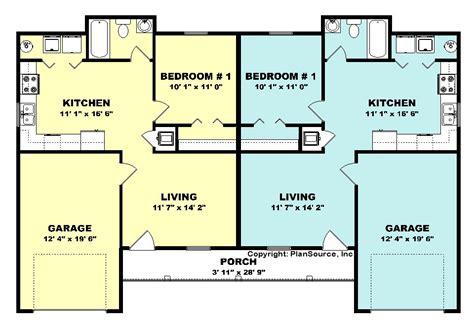 j2070 house plans by plansource inc duplex house plan j0224 16d plansource inc