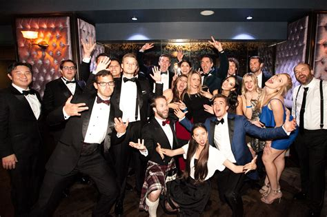 themed black tie events dinner suit hire