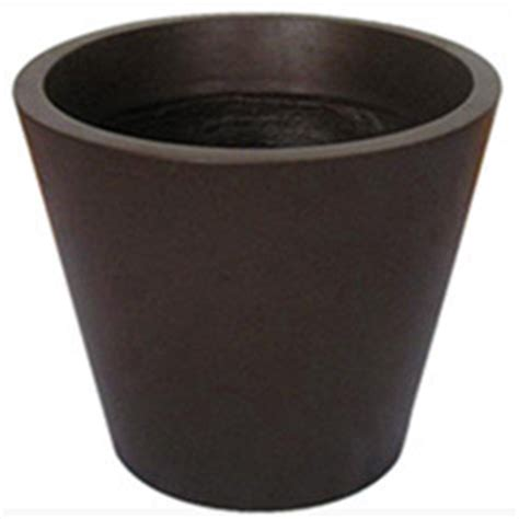 china lightweight and fibreglass garden pots and planters