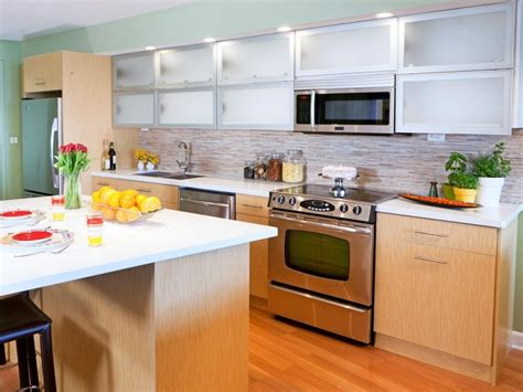 best glass kitchen cabinet doors modern kitchen