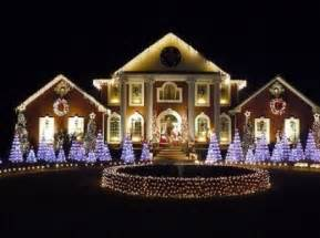 outdoor christmas light decorations