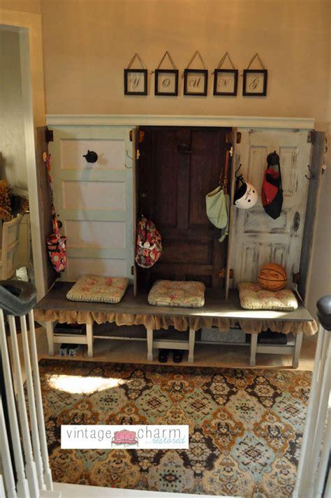 Foyer Unit by Family Storage Entryway Unit Hometalk