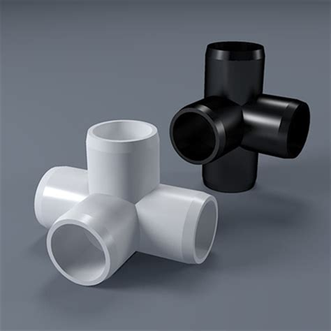 pvc pipe couch 1 1 4 quot 4 way pvc tee fitting furniture grade furniture