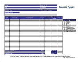Business Trip Expense Report Template free basic travel expense report from formville