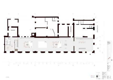 studio 54 floor plan a space lofts in berlin mitte plajer franz studio