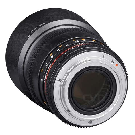 Samyang Lens 85mm T15 Vdslr Mk Ii For Sony Nex buy samyang 85mm t1 5 ii as if umc vdslr lens