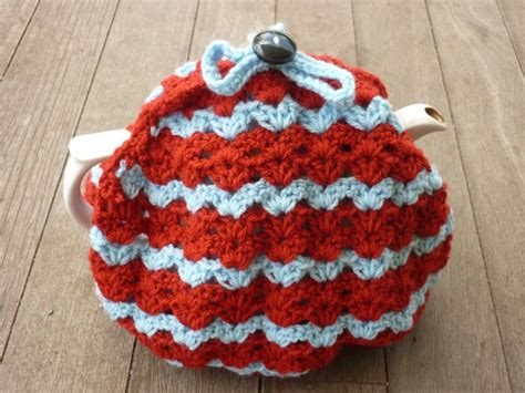 how to knit a tea cosy for beginners caravan tea cosy by val landewee finished december 2013