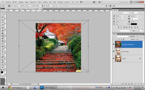 tutorial photoshop cs5 paisaje en el rostro identi tutorial photoshop cs5 paisaje en el rostro identi