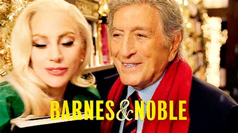commercial lady gaga and tony bennett lady gaga and tony bennett in barnes and noble commercial