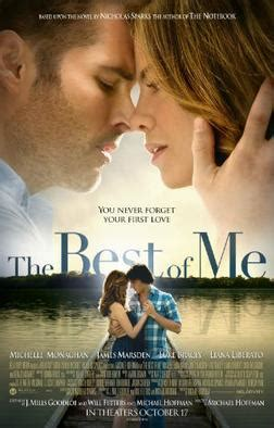 best of me the best of me
