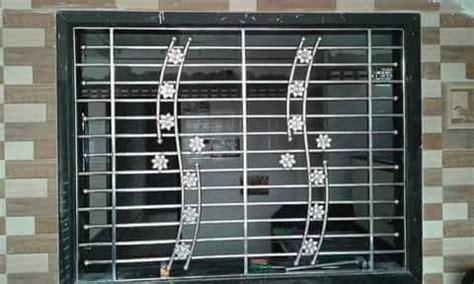 stainless steel window grill ss window grills chamunda steel