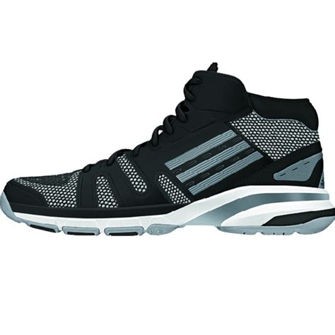 Adidas Volleyball Shoes | adidas volley light hi mens volleyball shoe m17497 black