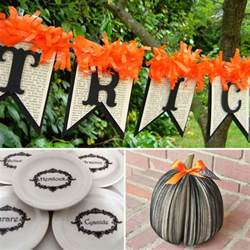 How To Decorate For Halloween Cheap Cheap Diy Halloween Decorating Ideas Popsugar Smart Living